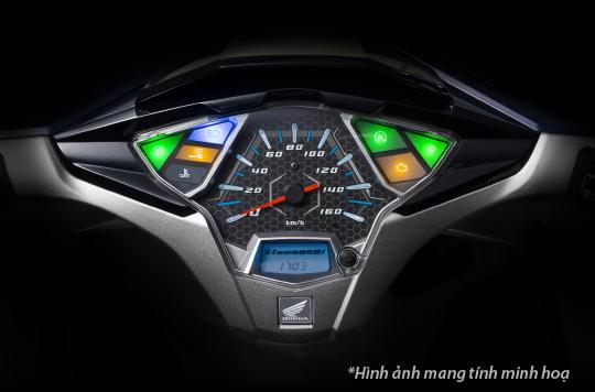 AIR BLADE 125cc phiên bản kỷ niệm 10 năm