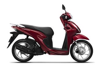 Vision 110cc phiên bản Tiêu Chuẩn