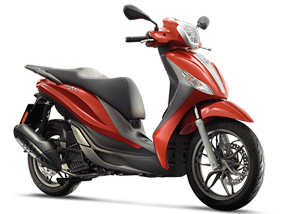 2018 Medley ABS S 125cc