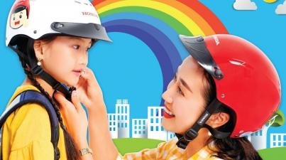 Lễ Phát động Chương trình trao tặng Mũ bảo hiểm cho học sinh lớp Một toàn quốc năm học 2020-2021